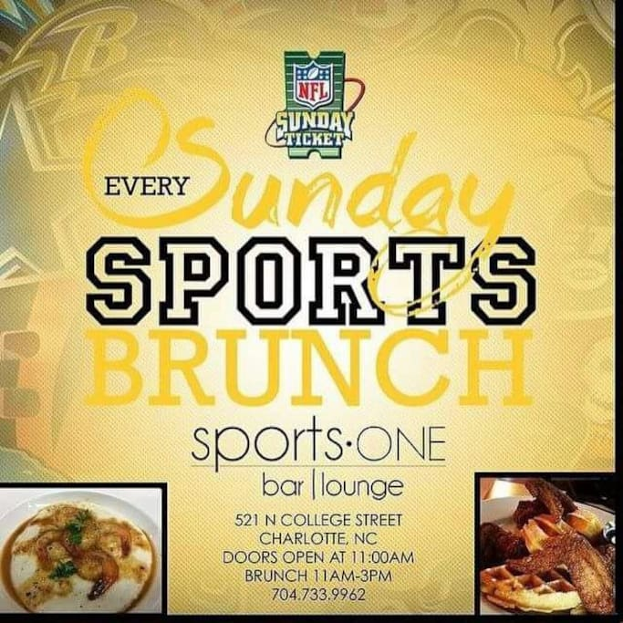 Eat conveniently around the corner from Atlanta's very own Peter Thomas of #RHOA Sports Bar Restaurant