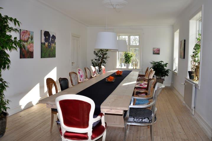360m2 fantastic villa in Copenhagen - Bagsværd - Villa