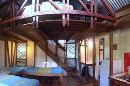 Bamboo House - House