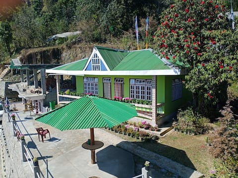 Ganga Homestay Temi tea garden