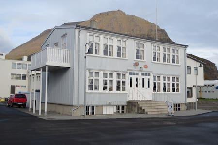 Einarshúsið hotel - Bolungarvik - 住宿加早餐