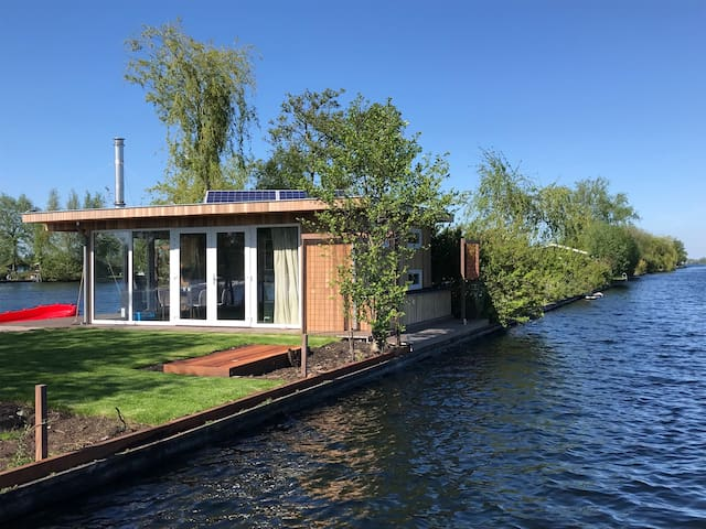 Tiny house Borneo Island (nearby Amsterdam)