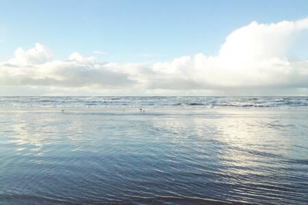 Nichts geht über den Strand! - Zandvoort - 公寓