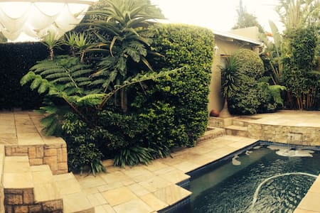 Private Poolside Room - Johannesburg - House