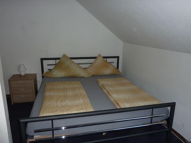 Doppelzimmer für max. 3 Personen - Gyhum