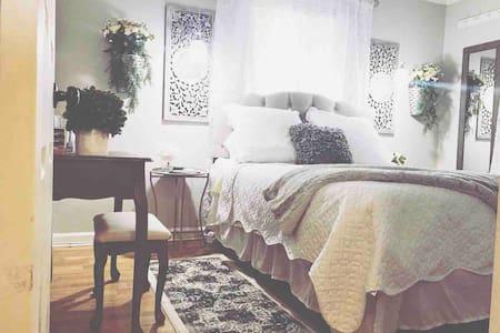 Woodbrook Cottage Cozy Room C 5GWiFi SmartTV Hulu