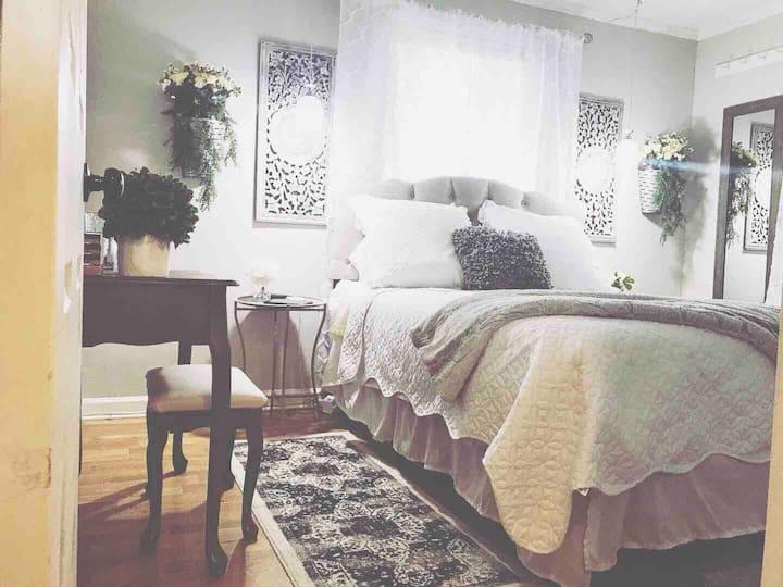Cozy Apartment 5GWiFi SmartTV Netflix