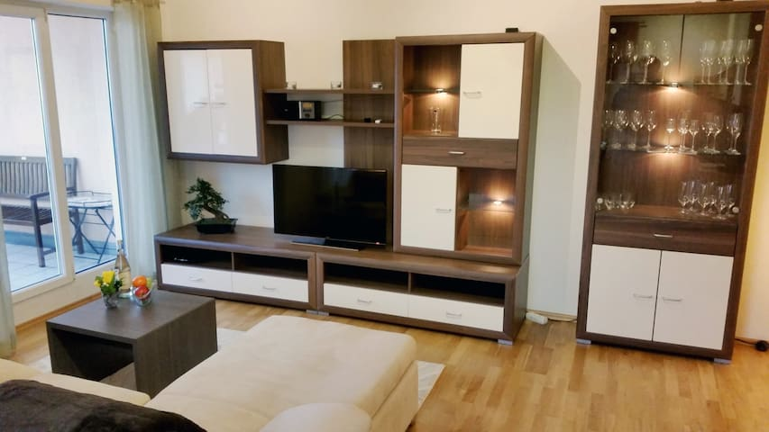Apartment Luitpoldpark - Ingolstadt - Appartamento