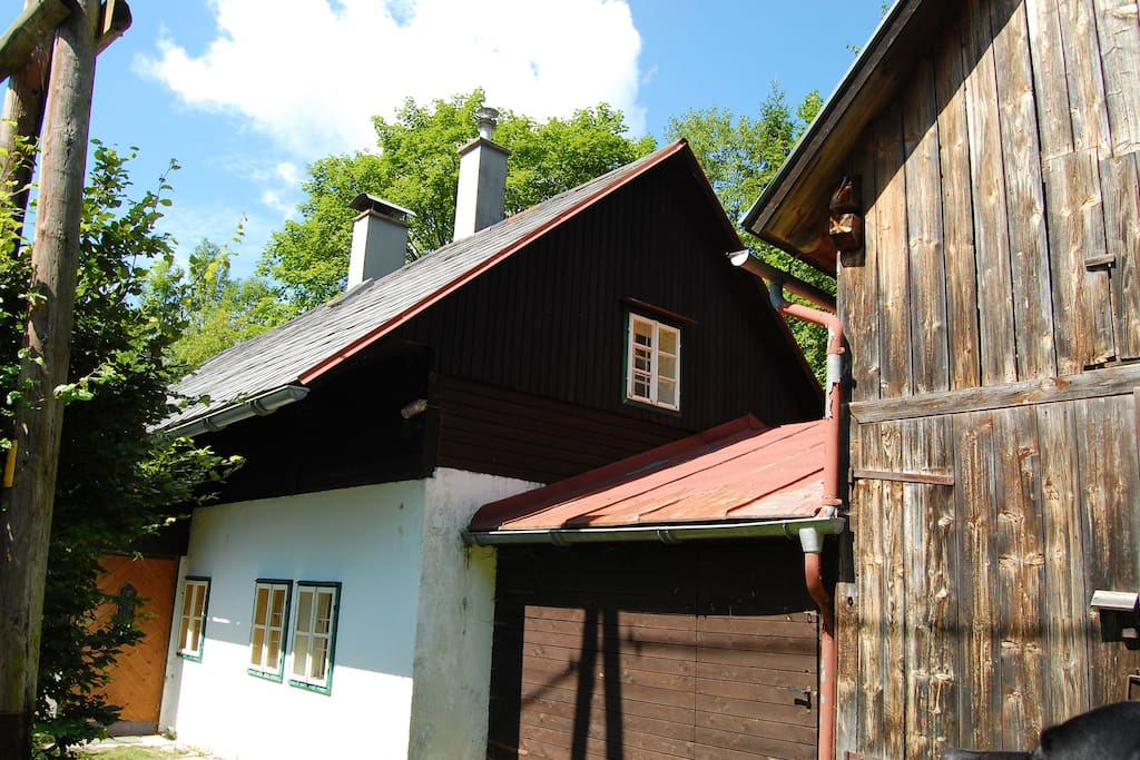 House from the Outside