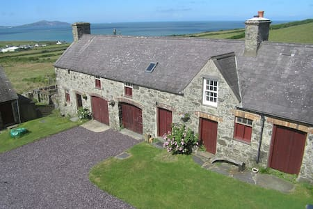 B&B Barn Apartment with sea views - Bed & Breakfast