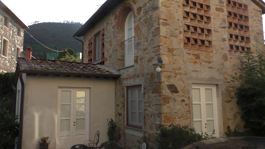 Casa Belluomini, Meditation House