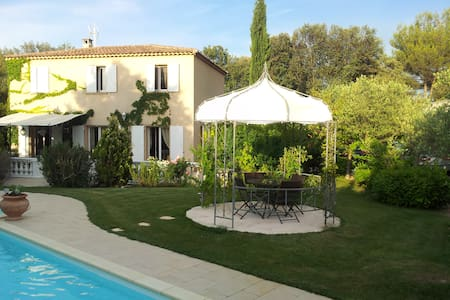 Lovely provencal House near Aix - Aix-en-Provence