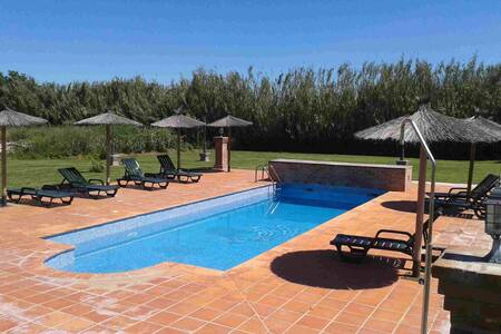 4 Houses with swimming pool - Vimieiro