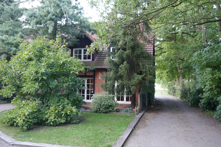 Ferienwohnung Seehausen / Worpswede - Grasberg - Haus