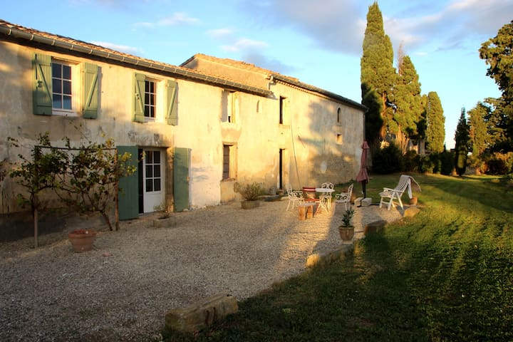 Cosy house near the Canal du Midi - Pezens - House