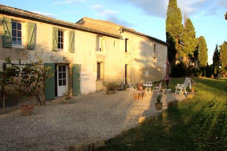 Cosy house near the Canal du Midi - Pezens - Talo