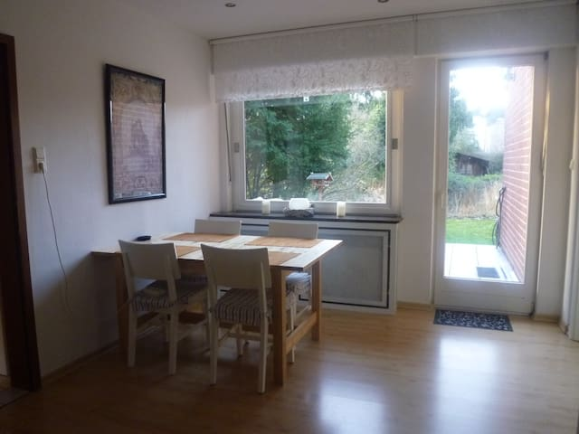 ground-floor apartment 3-7 persons - Grevenbroich - Pis
