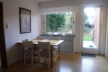 ground-floor apartment 3-7 persons - Grevenbroich - Apartment