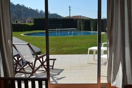 House with views to the Minho River - Vila Nova de Cerveira