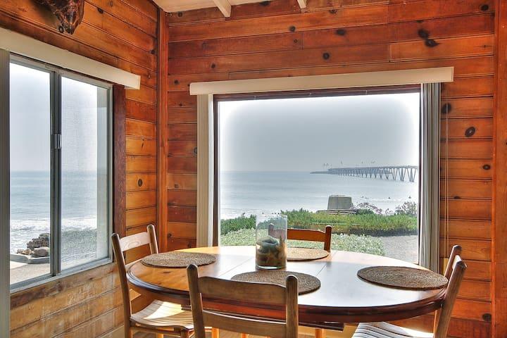 2BR Ocean Front Bungalow, Rincon  - Ventura - Haus