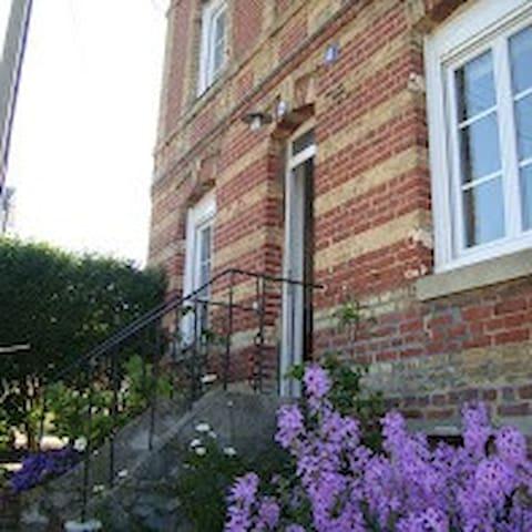 Trouvillaise house - Trouville-sur-Mer - Casa