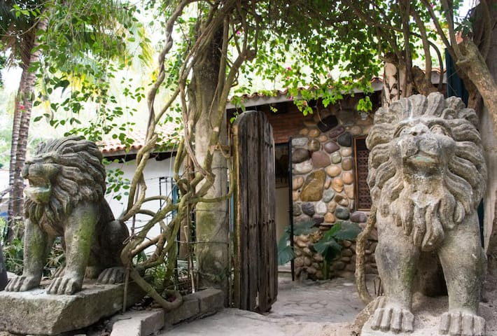 Sayulita dos leones