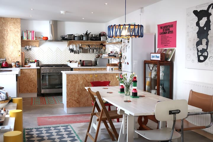 Distinctive and friendly home-from-home