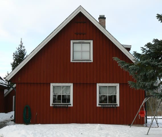 House in Dalarna, Sweden - Falun - House