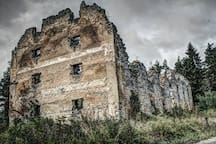 Napoleon's castle - during the French occupation (5 min walk away)