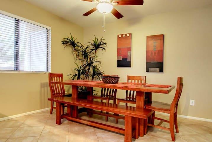 Dobson Ranch Condo - 2 b/r + Loft - Mesa - Apartemen