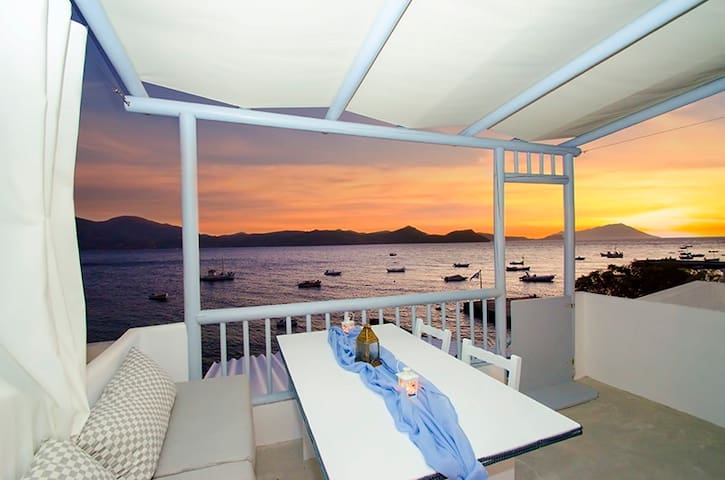 honeymoon klima suite - klima - บ้าน