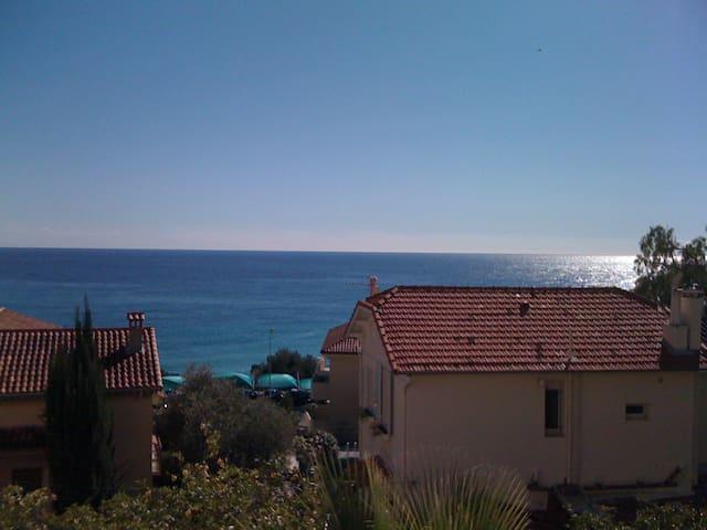 Monaco Appartment Sea View