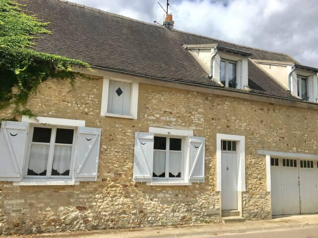 Maison de charme entre Paris et Rouen 3*