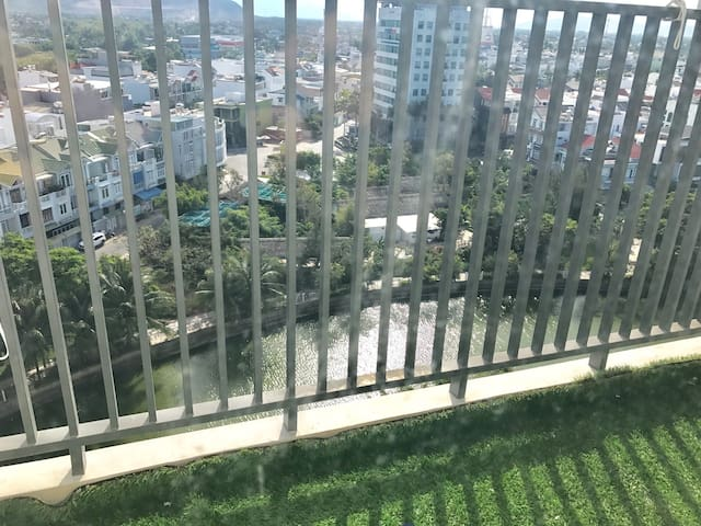 Lavender Lake view two bedroom - Nha Trang - Appartement