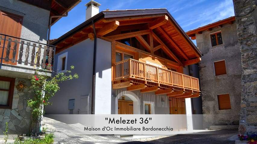 """Melezet 36"" - Your House in a Fantastic Village - Bardonecchia - Apartamento"