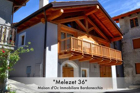 """Melezet 36"" - Your House in a Fantastic Village - Bardonecchia - Appartement"