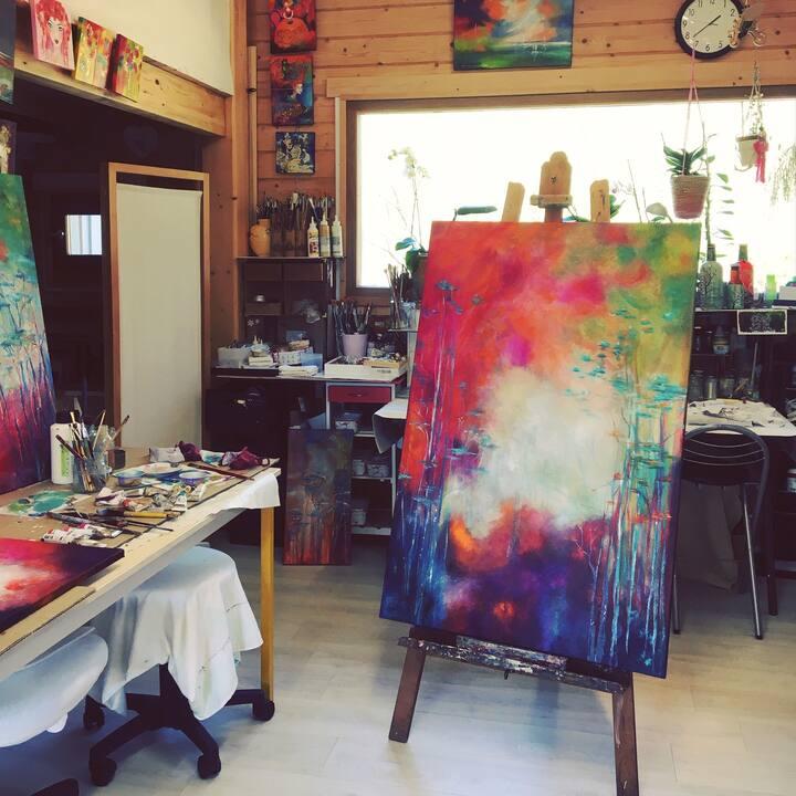 L'atelier : source de création