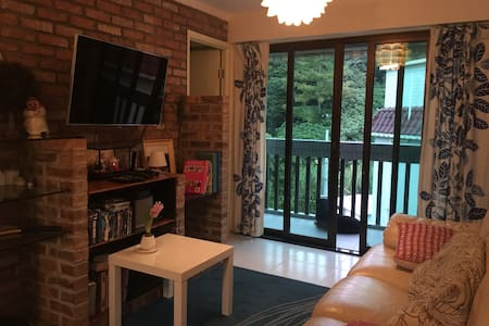 Cozy homey Flat in Lamma island - Hong Kong