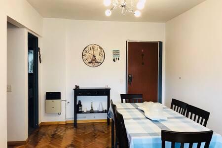 Moderna habitación privada Almagro/Boedo