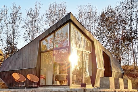 "Refugio ""Cabin"" Corel , Vilchez, San Clemente"