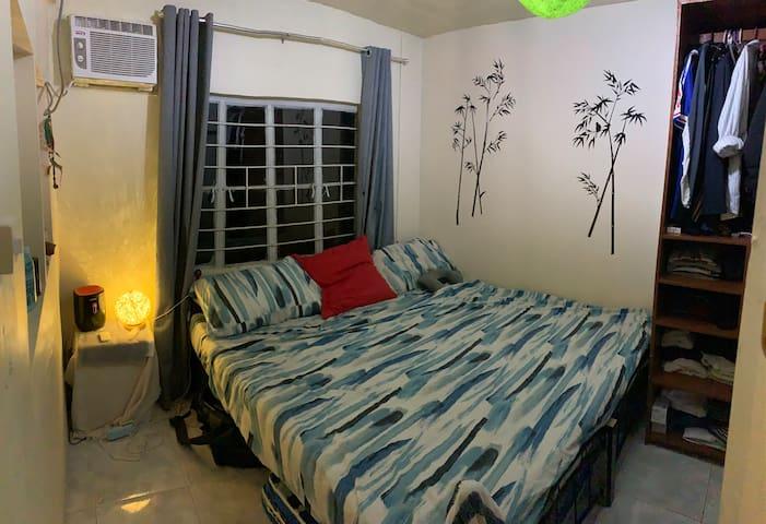 PROMO Modern Apartment 1BRoom (AC,Hot shower,WiFi)