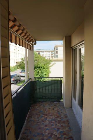Appartement T3 à deux pas du Revard - Barberaz - อพาร์ทเมนท์