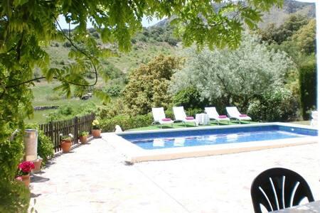 Cortijo Rural en Granada - Íllora - House