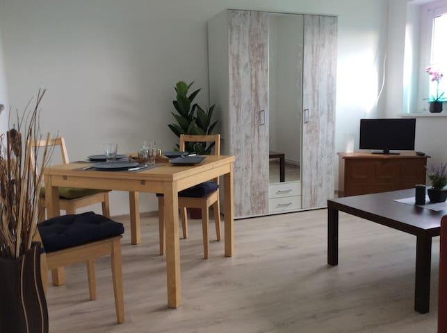 Ferienwohnungen am Schloß und Golfpark Krugsdorf - Krugsdorf - Apartment