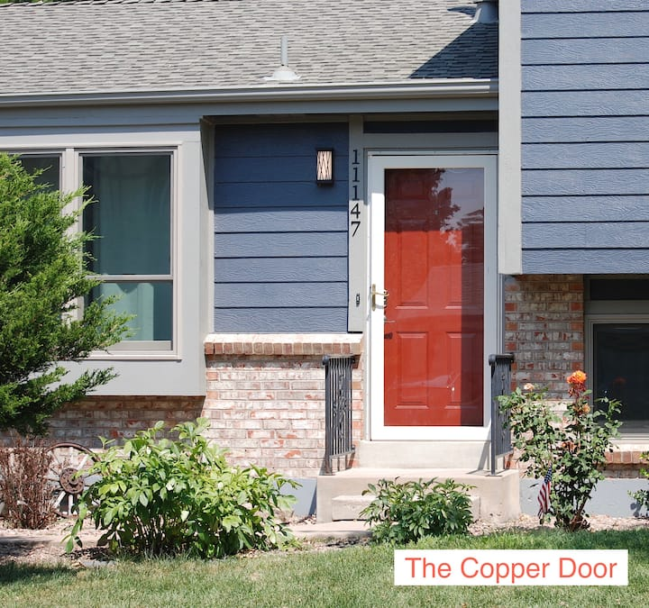 The Copper Door