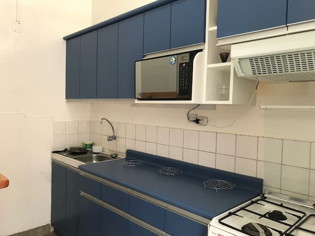 Area común - cocina