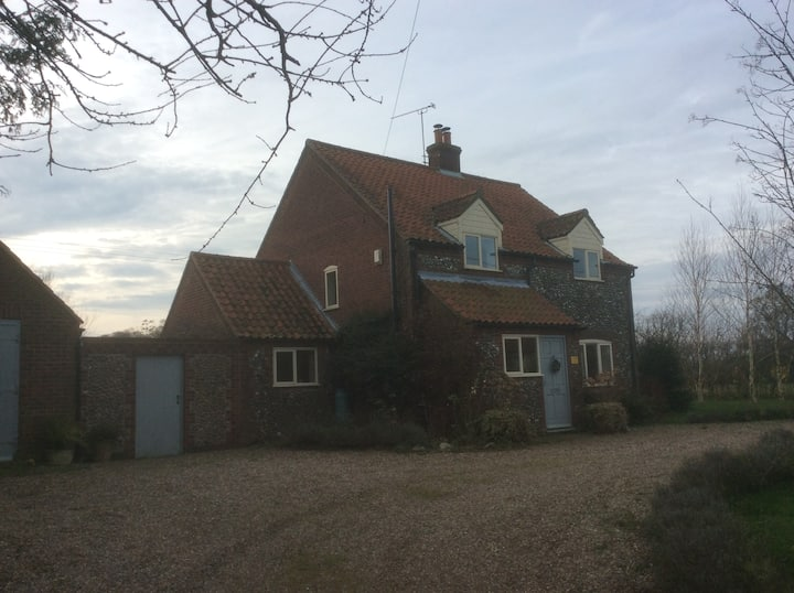 Field Cottage, 68 Holt Road, Field Dalling NR257AS