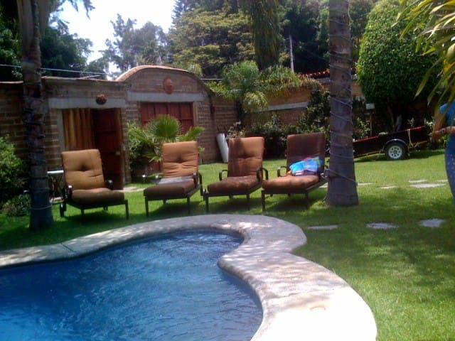 CHAPALA AMAZING HOUSE WITH PRIVATE POOL IN AJIJIC