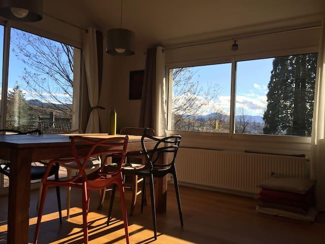 Appartement calme, agréable proche du centre ville