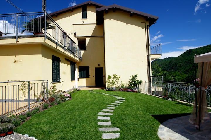 Appartamento con vista giardino N°5